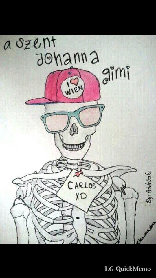 Szjg  Csontváz Carlos