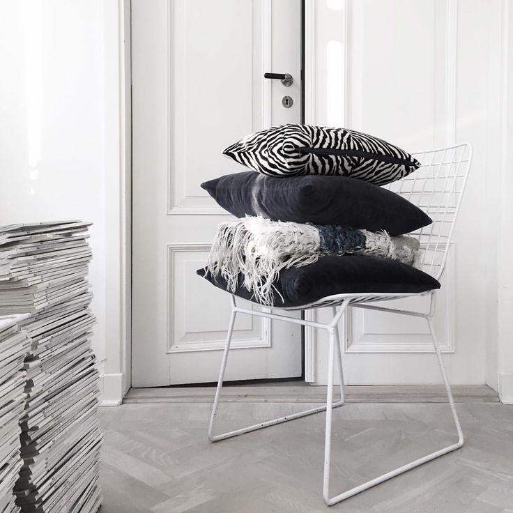 22 best black and white interiors images on pinterest | white