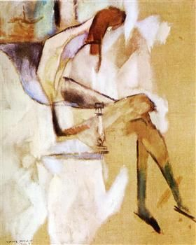 About Young Sister - Marcel Duchamp 1911