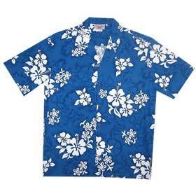 waves boy hawaiian shirt