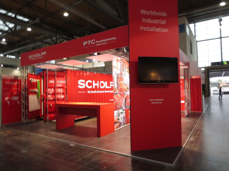 Scholpp Euroblech Hannover 2014 - Messeprojekt - Messe - Messebau - Scheurle Messebau - Exhibitions stands design - Exhibition - Trade fair - stand