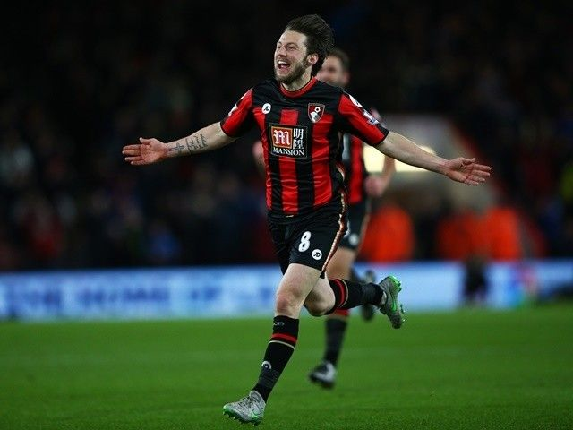 """Bournemouth's Harry Arter hails Pep Guardiola for """"unbelievable"""" gesture #Manchester_City #Bournemouth #Football"""