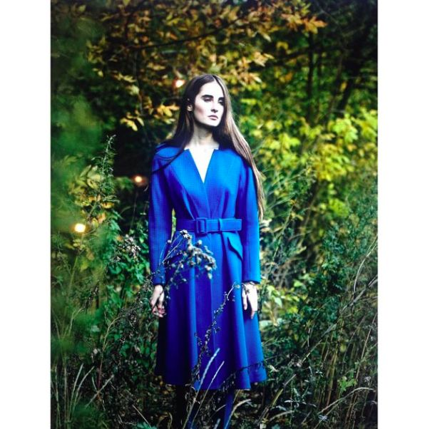 #AlenaAkhmadullina #fashion #photoshoot #AW14/15 #FW14/15 #fallwinter #dress #winterdress #streetstyle #coat #russiandesigner #fashiondesigner www.alenaakhmadullina.ru