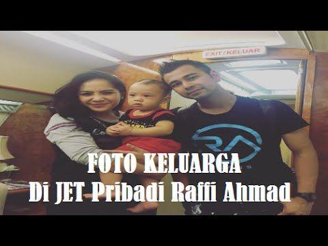 Raffi Ahmad Dan Nagita Unggah Foto Keluarga di Jet Pribadi, Raffi Nagita...