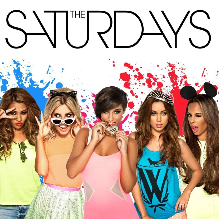 """The Saturdays have just announced a new single called """"what about us"""" !! Soo excited as its there first single to release in the UK & the USA!! Yay xxx"""