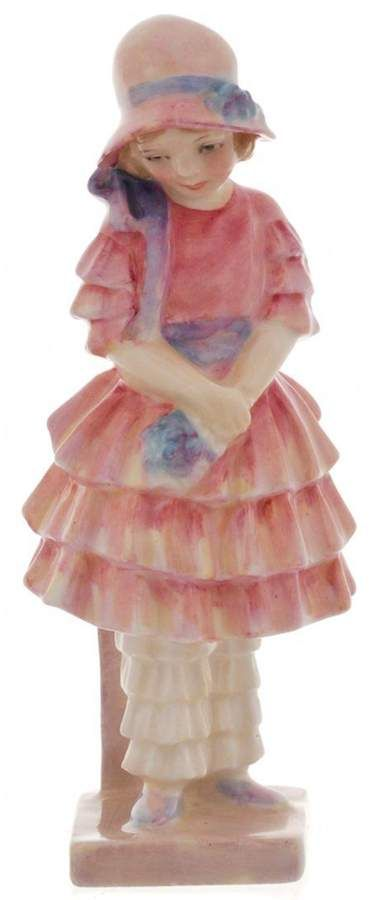 Royal Doulton Figurine Pinkie - With Box Bx1832 by Royal Doulton