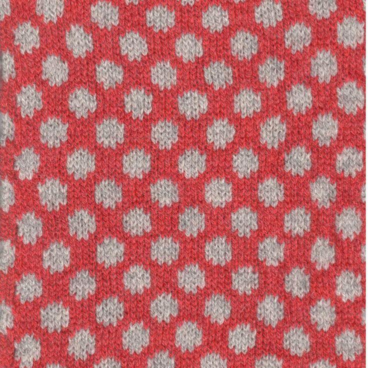 Carte perforée pour machine à tricoter