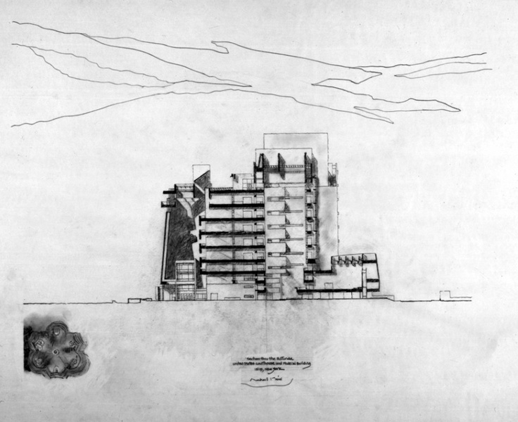 Architectural Sketches/drawings