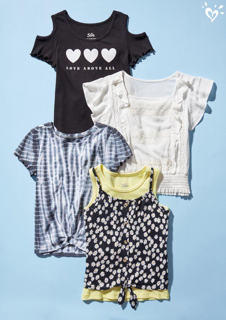 Details Details Details Girls Fashion Clothes Justice Girls Clothes Justice Clothing Outfits