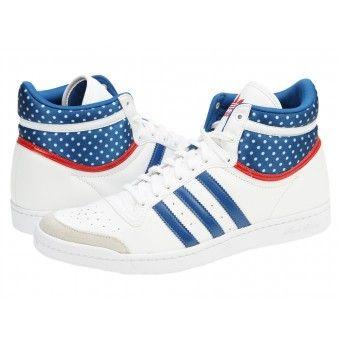 Ghete sport dama Adidas Top Ten Hi Sleek