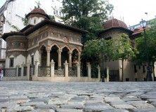 100 de locuri din Bucuresti Mănăstirea Stavropoleos -