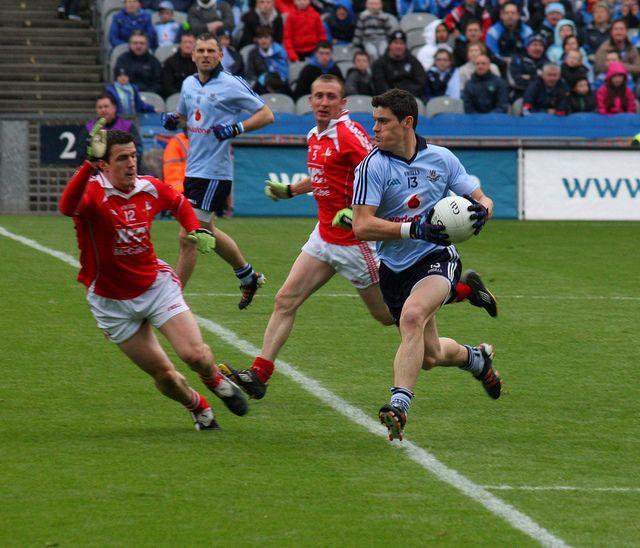 GAA (Gaelic Football) Match
