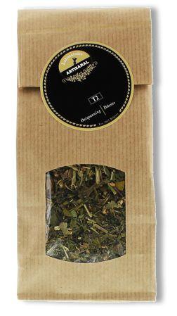 Ontspanning Artisanaal recept van meer dan 20 jaar oud Unieke combinatie door experten samengesteld Perfect 'cut' : Gebruiksvriendelijk - Maximale vrijgave aroma #tea #thee #LabArt #gezond #gezondheid