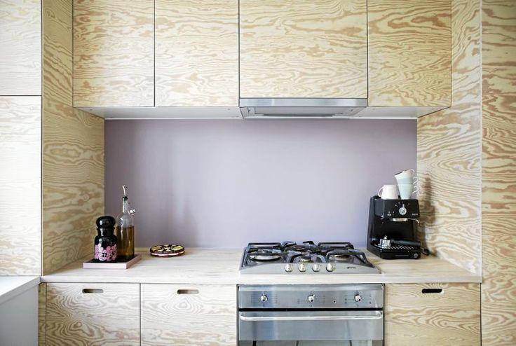 Dette kj kkenet har innmat fra ikea og fronter av for Kitchen design 6 6