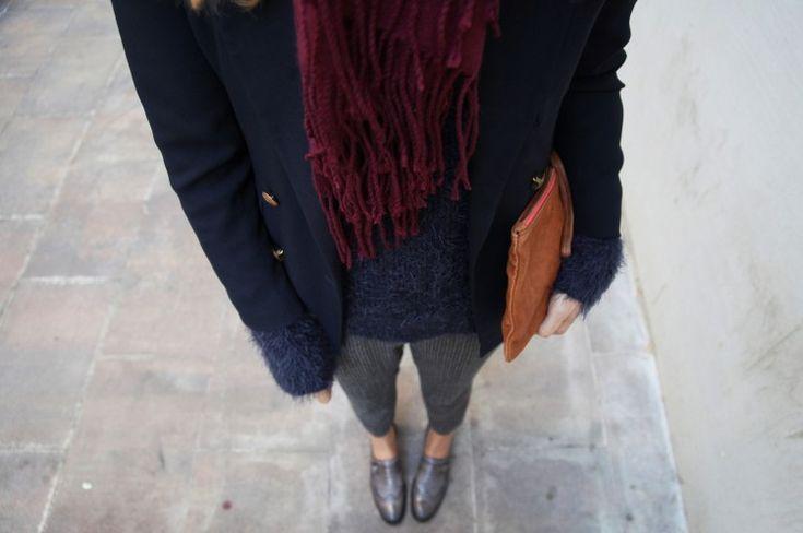 My Daily Style con pochette cuero Brussosa