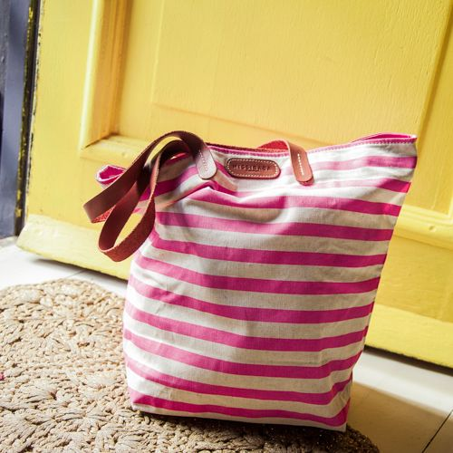 Perefect summer beach tote bag from Missibaba