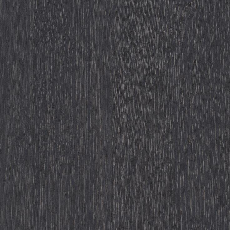ESTELLA OAK WOODMATT - A black coloured oak timber with white washed woodgrain undertones