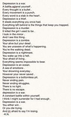 depressing short poems - Google Search