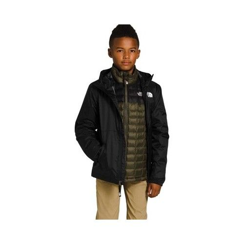 Zipline Waterproof Jacket, Khaki