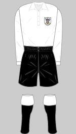 blackpool 1948 fa cup final kit