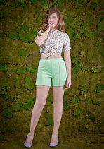 Vintage Golf Coast Shorts | Mod Retro Vintage Vintage Clothes | ModCloth.com