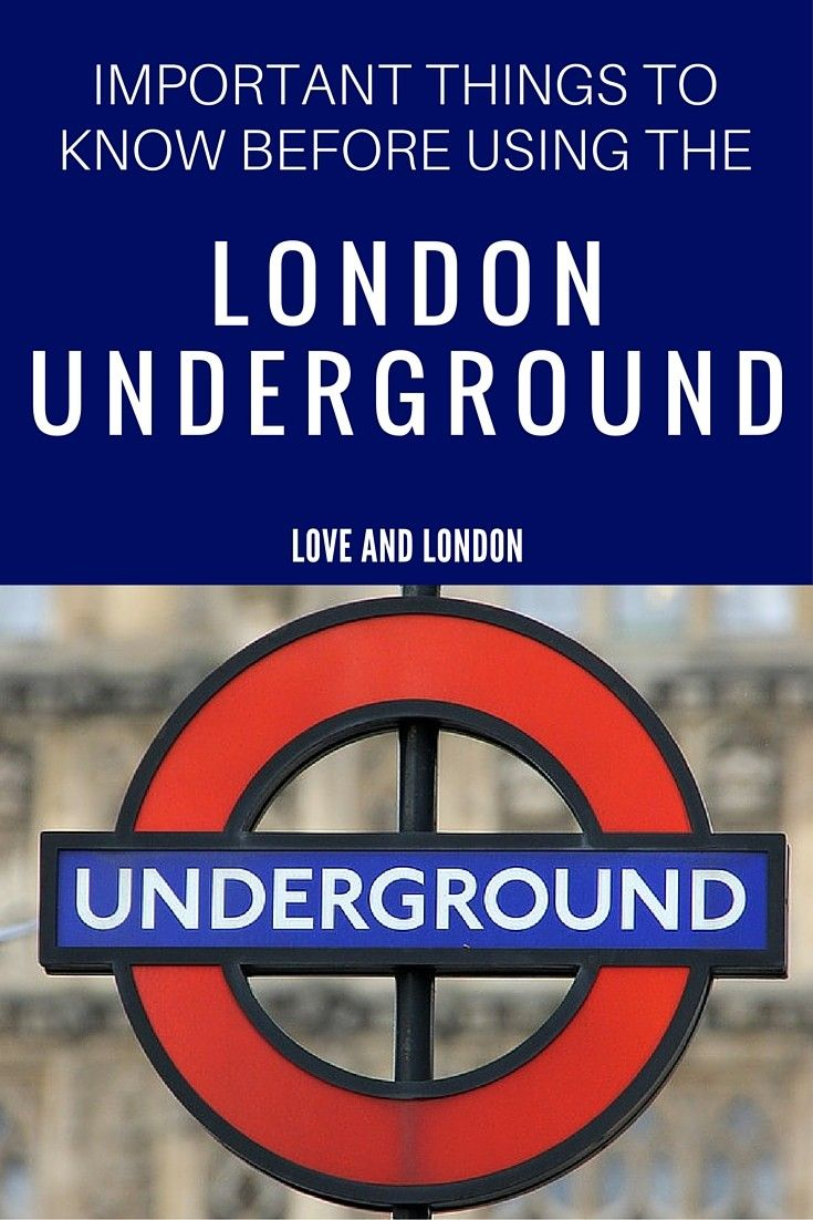 If it's your first visit to London, these tips for using the London underground will help you before you go! Learn when you should avoid using the London tube, how to use your Oyster card, and more.