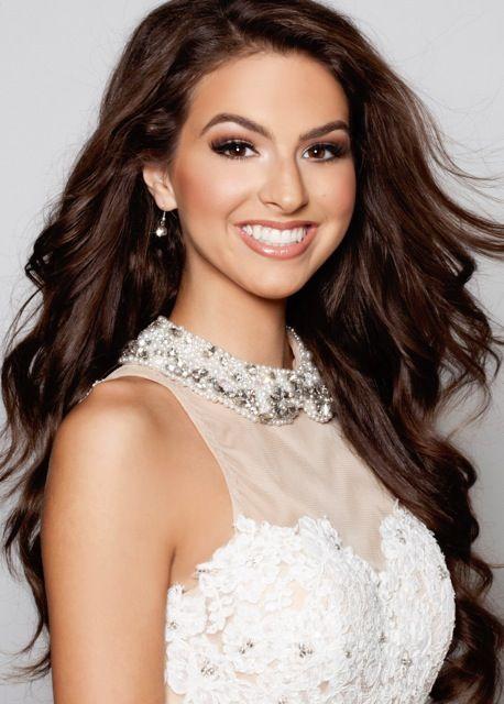 Melanie Mitchell - Miss California Teen USA 2015