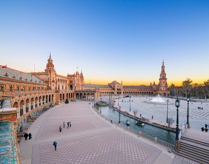 Sevilla  - Ciudades que van a triunfar en 2017
