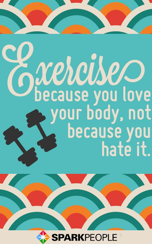 9 Body-Positive Quotes to Boost Your Self-Esteem | via @SparkPeople #health #wellness #motivation #inspiration