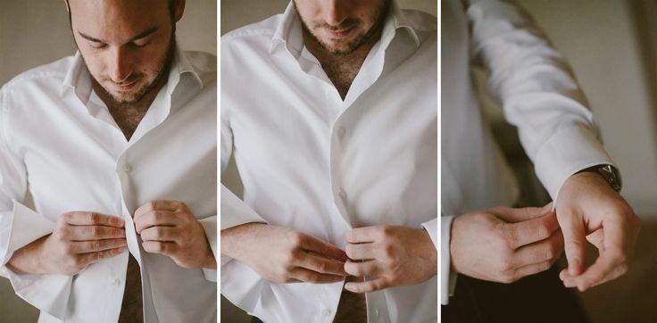 Groom • Olga + Tristan • Wedding in Asti • Lucrezia Cosso