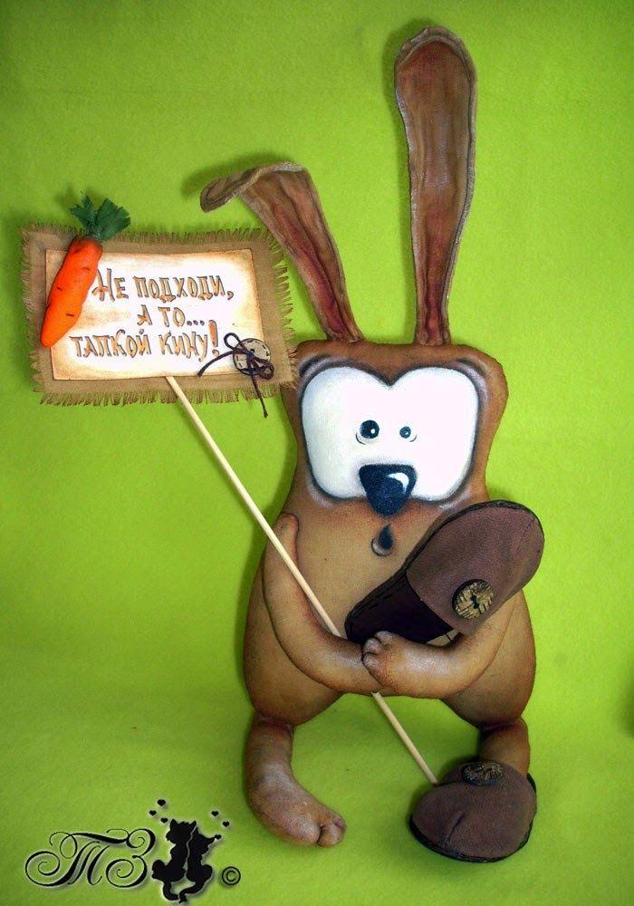 "Сказки у камина...: ""Косят зайцы..."", или мои ""догонялки""."