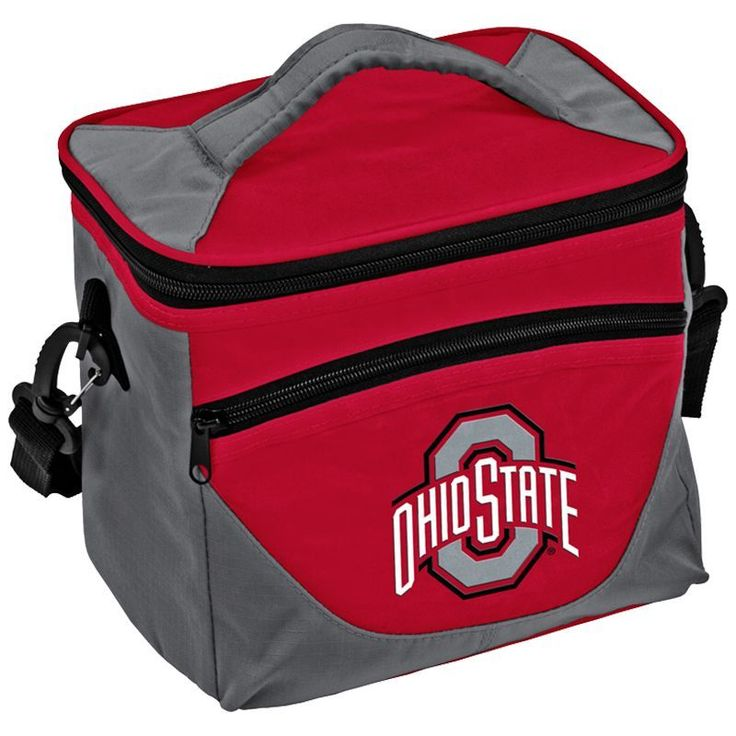 Ohio State Buckeyes Halftime Lunch Box Cooler, Team