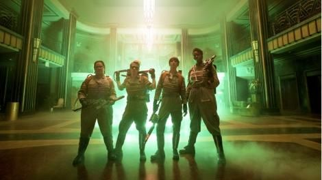 nice The first official Ghostbusters trailer is here - and it's great