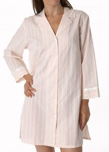 Breakfast in bed nightshirt by Oscar de la Renta  http://www.comparestoreprices.co.uk/lingerie-and-nightwear/oscar-de-la-renta-pink-label-breakfast-in-bed-nightshirt.asp  #nightshirt #designernightshirt #designernightwear