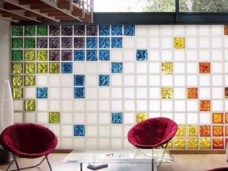 Decoración con ladrillos de vidrio - Novedades - Inmobiliaria Premium - San Francisco Córdoba Argentina