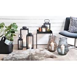 Elegant lantern! Buy it here: https://tjengo.com/lanterner/78-glas-lanterne-5701390400740.html  Check us out on: Instagram - tjengo_com Twitter - TjengoCom Facebook - tjengo.com