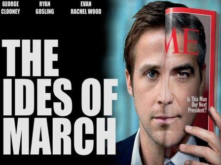 Ya hemos visto uno de los estrenos de la semana: Los Idus de Marzo, de George Clooney con Ryan Gosling