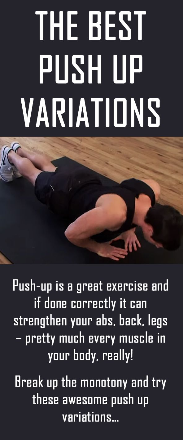 top fitness top push up variations.