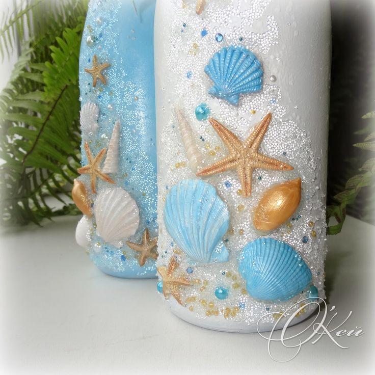 О'Креативинки: Набор на свадьбу в морском стиле