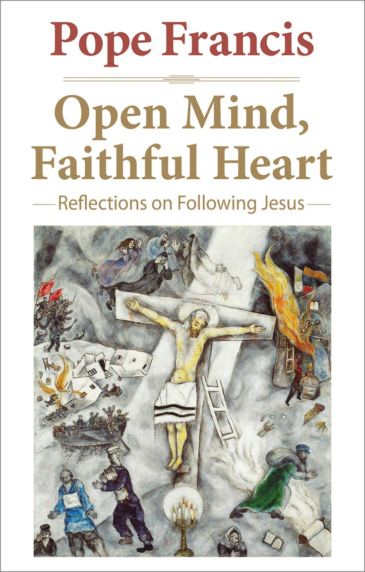 22 best Book Covers images on Pinterest | Book covers ... Chagall White Crucifixion Pope Francis