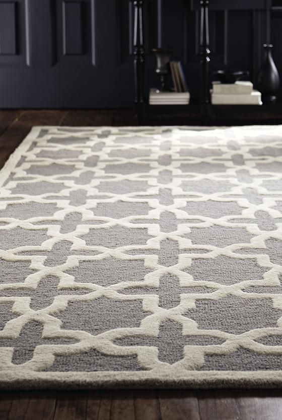 Cheshire Rug From Homedecorators Great Texture Higher Pile In The White