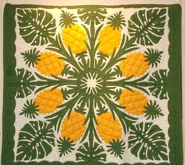 Hawaiian Turtle Applique Pattern