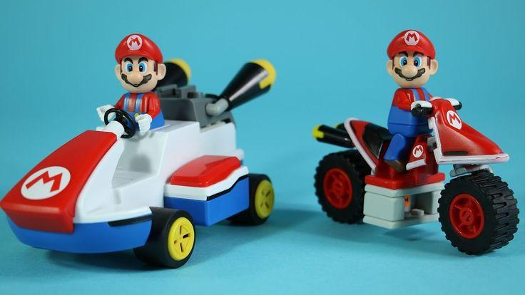 K'NEX Nintendo Mario Kart Sets | Review & Speed Build