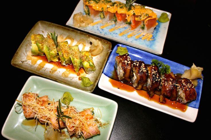 Q-Rico, Donde?, Cuando y Como...: Q-Rico, Donde? Cocina Japonesa al Grill - Sabores de Japon en México