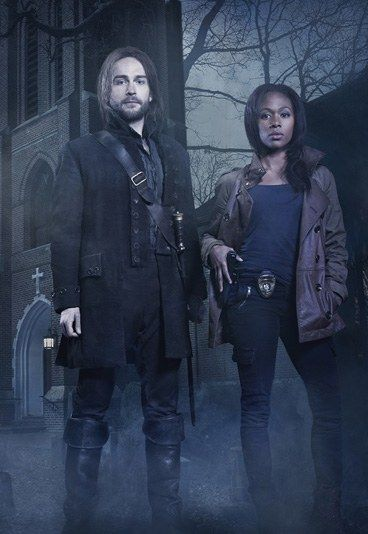 Sleepy Hollow- love this show!!