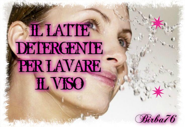 Articolo sul blog http://danyshobbies.blogspot.it/2015/02/il-latte-detergente-per-lavare-il-viso.html