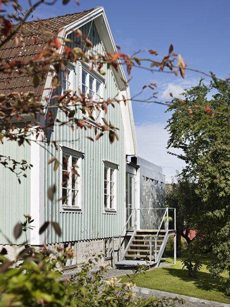 Aluminium House, Alingsås, 2010 - Unit Arkitektur AB #extensions