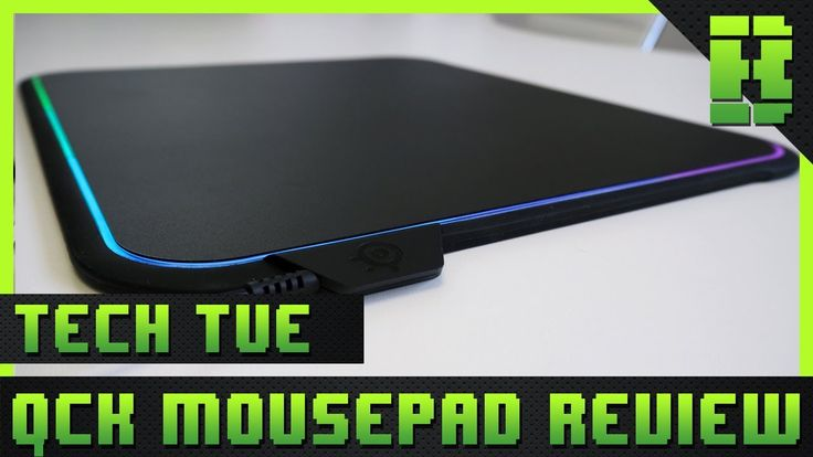 @SteelSeries #SteelSeries #SteelSeriesQcK #QcKMousePad #SteelSeriesQcKPrism #QckPrism #RGBMousePad #Review #GamingHardware #TechTues  This is part of my Tech Tuesday Videos where each Tuesday I release videos Reviews Unboxing while giving my first impressions on how I find them taking a first look. This week its on the SteelSeries QcK Prism MousePad. The Video is a SteelSeries QcK Prism Review with a Technical overview followed by my Pros and Cons finishing with my Final Impressions.  The…