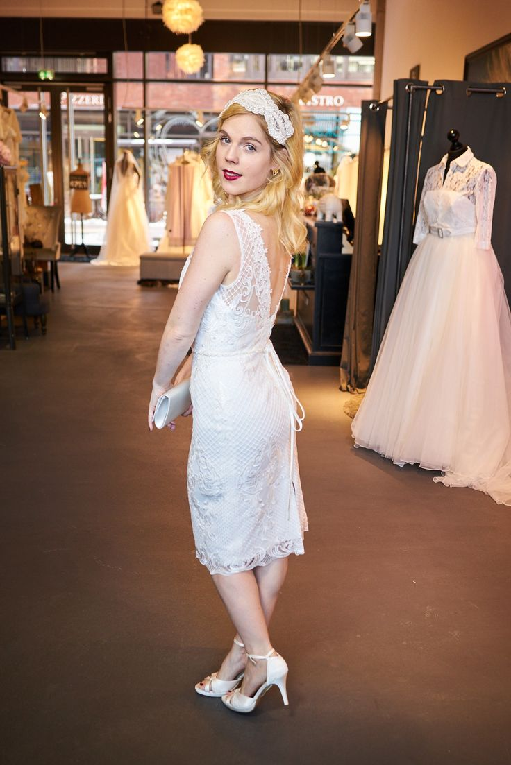 9 besten Kurze Brautkleider Bilder auf Pinterest | Hochzeitskleider ...