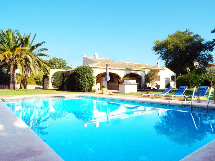 Nice 4 bedroom villa on a flat plot in Javea - https://plus.google.com/+Villaslasellajavea/posts/dFJ8LdT9tr1